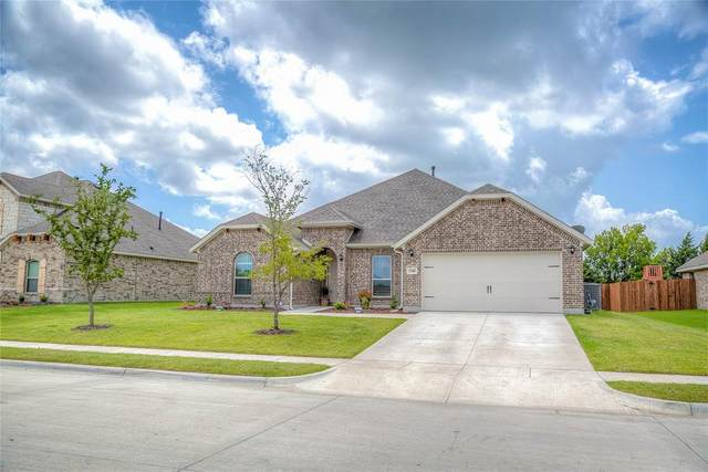 1340 Lone Hill Lane, Forney, TX 75126 (MLS #14631707) :: Real Estate By Design