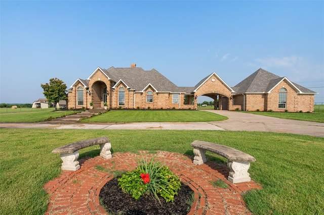 415 Stone Marshall Road, Van Alstyne, TX 75495 (MLS #14631710) :: Real Estate By Design