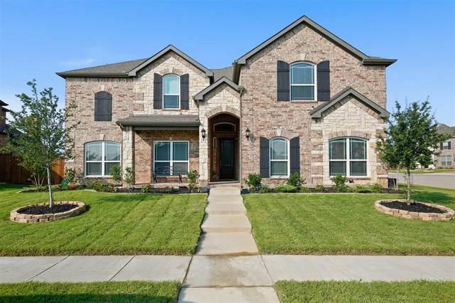 2834 Spring Creek Trail, Celina, TX 75078 (MLS #14631727) :: Feller Realty