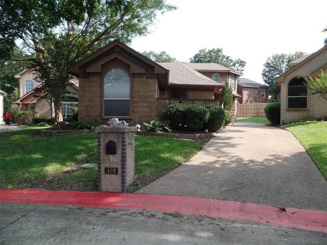 408 Milla Lane, Euless, TX 76039 (MLS #14631740) :: Real Estate By Design