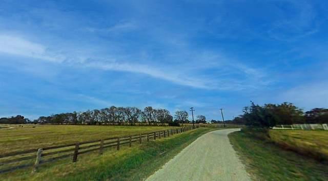 Lot 5 Fox Hollow Road, Lone Oak, TX 75453 (MLS #14631749) :: Crawford and Company, Realtors