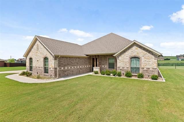 156 Ridge Top Court, Decatur, TX 76234 (MLS #14631758) :: Real Estate By Design