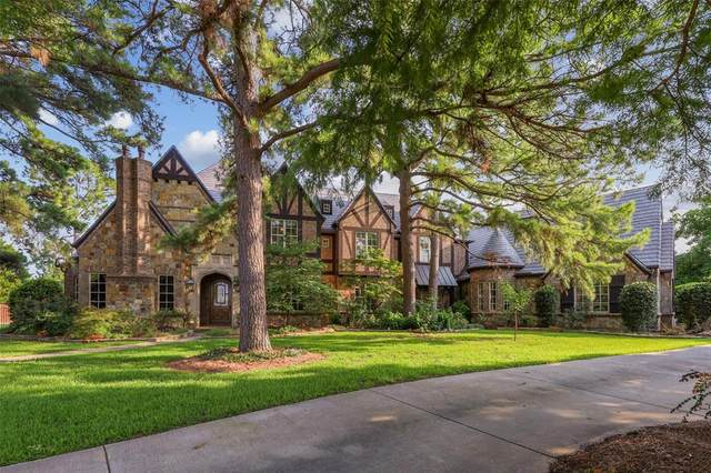 1209 Tinker Road, Colleyville, TX 76034 (MLS #14631782) :: Real Estate By Design