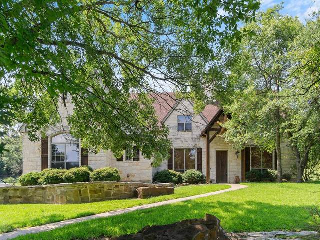 116 Stone Canyon Circle, Fort Worth, TX 76108 (MLS #14631798) :: Results Property Group