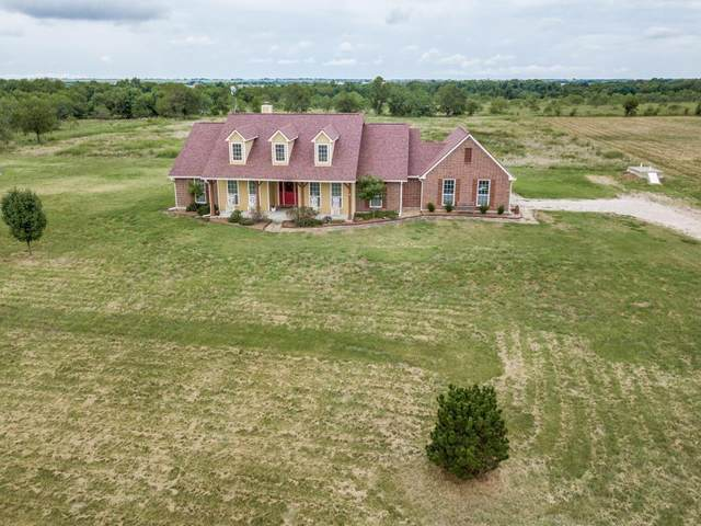 1019 Vaughan Lane, Tioga, TX 76271 (MLS #14631815) :: The Property Guys