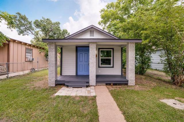 923 S First Street, Sherman, TX 75090 (MLS #14631827) :: The Great Home Team