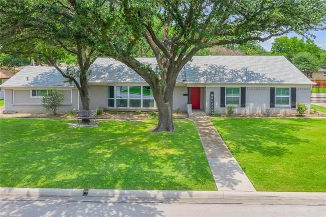 3021 Phyllis Lane, Farmers Branch, TX 75234 (MLS #14631833) :: Real Estate By Design