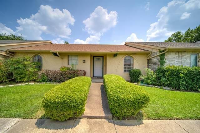 9 E Townhouse Lane #26, Grand Prairie, TX 75052 (MLS #14631836) :: The Rhodes Team