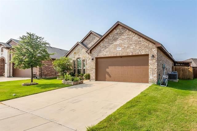 321 Avila Lane, Fort Worth, TX 76052 (MLS #14631844) :: Rafter H Realty