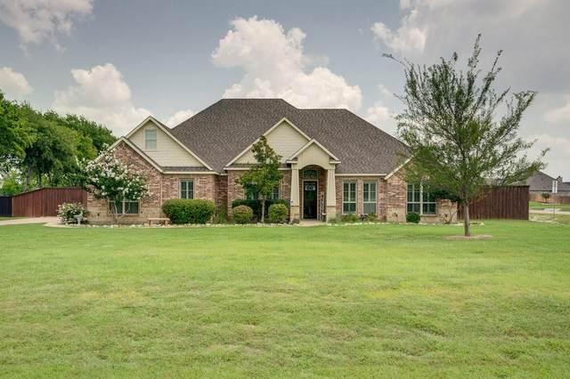 3510 Baron Drive, Midlothian, TX 76065 (MLS #14631847) :: RE/MAX Pinnacle Group REALTORS