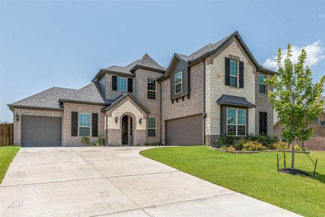 701 Prairie Timber Road, Burleson, TX 76028 (MLS #14631849) :: The Chad Smith Team