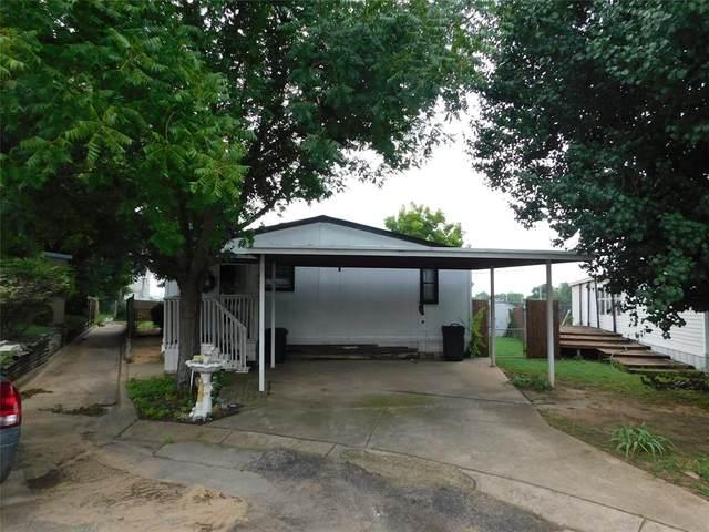 6332 S Highland Circle, Haltom City, TX 76117 (MLS #14631852) :: The Mitchell Group