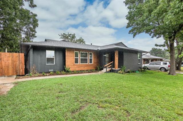 2815 San Medina Avenue, Dallas, TX 75228 (MLS #14631855) :: Wood Real Estate Group
