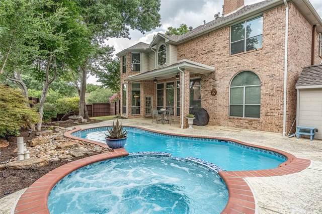2725 Thistlewood Court, Flower Mound, TX 75022 (MLS #14631857) :: Real Estate By Design