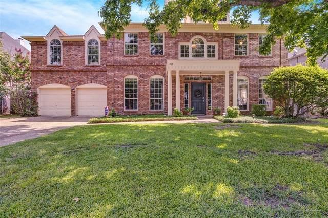 808 Tradonna Lane, Hurst, TX 76054 (MLS #14631862) :: The Mauelshagen Group