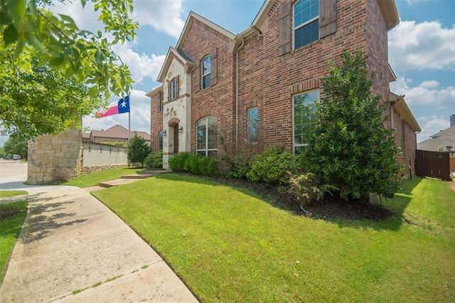 2124 Magic Mantle Drive, Lewisville, TX 75056 (MLS #14631866) :: Real Estate By Design
