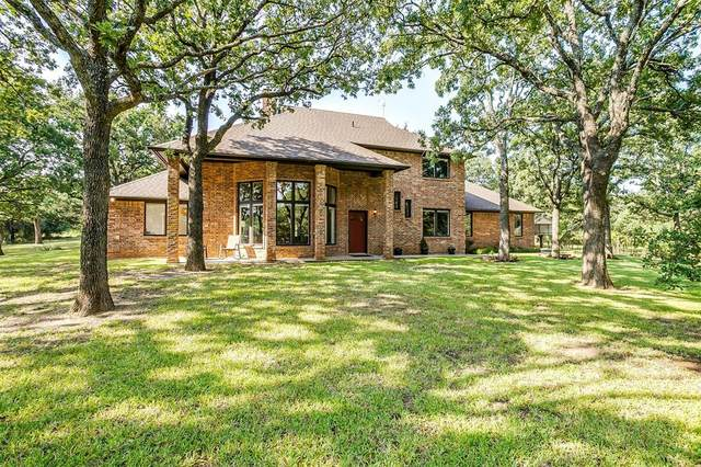 2044 Valley View Drive, Burleson, TX 76028 (MLS #14631871) :: Front Real Estate Co.