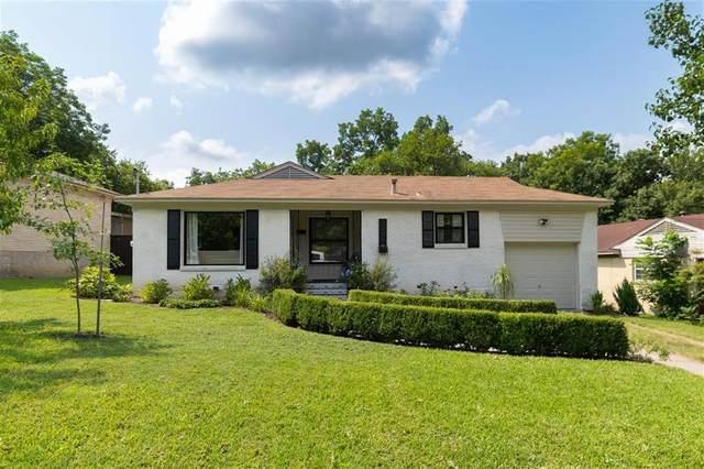 3226 James Drive, Dallas, TX 75227 (MLS #14631872) :: Real Estate By Design