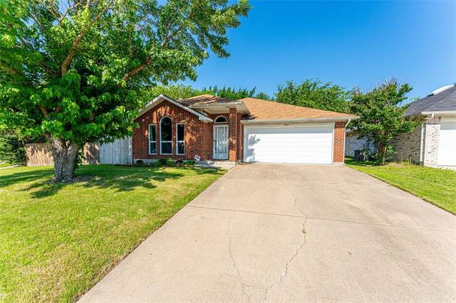 3169 Walingford Drive, Grand Prairie, TX 75052 (MLS #14631889) :: The Tierny Jordan Network