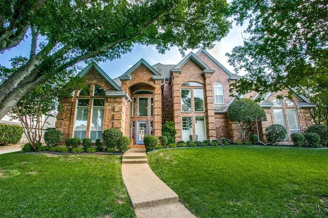 4415 Eaton Circle, Colleyville, TX 76034 (MLS #14631893) :: Epic Direct Realty