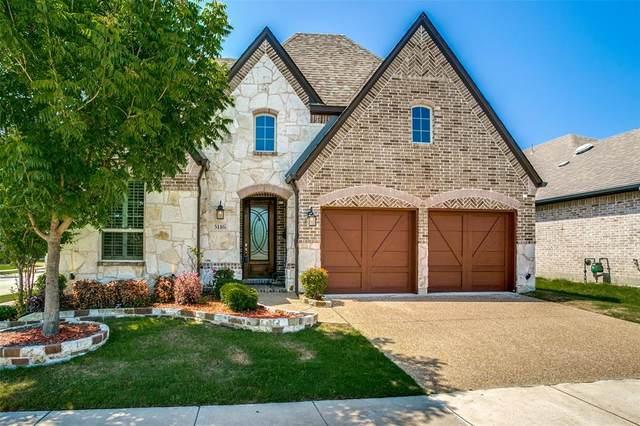 5116 Kadin Lane, The Colony, TX 75056 (MLS #14631894) :: 1st Choice Realty