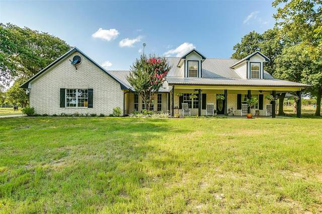 2000 Hodges Road, Poolville, TX 76487 (MLS #14631922) :: Results Property Group
