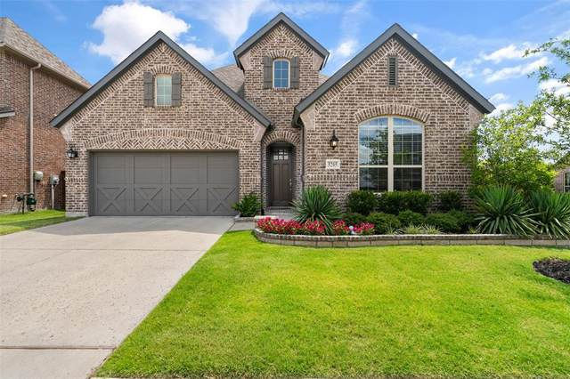 5205 Watters Branch Drive, Mckinney, TX 75070 (MLS #14631923) :: Rafter H Realty