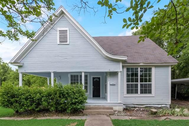 423 N Wills Street, Wills Point, TX 75169 (MLS #14631943) :: Real Estate By Design