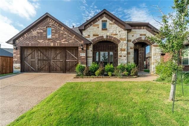 1520 Bull Street, Aubrey, TX 76227 (MLS #14631951) :: Wood Real Estate Group