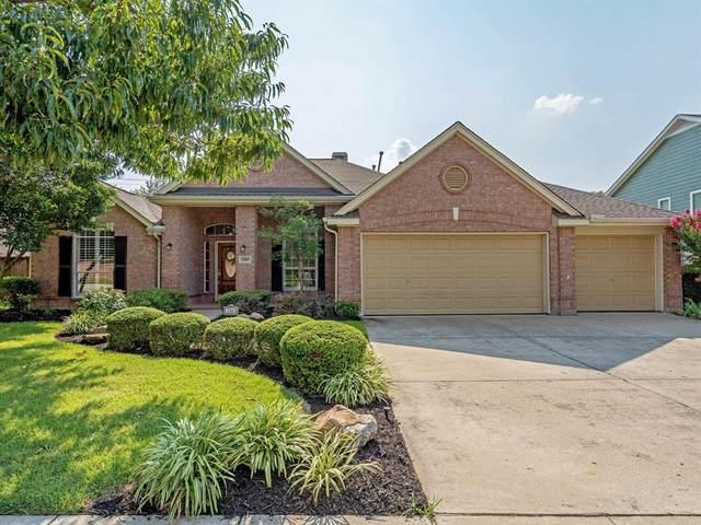 2605 Brookwood Drive, Flower Mound, TX 75028 (MLS #14631956) :: Real Estate By Design