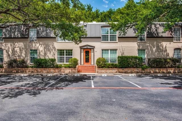 5222 Fleetwood Oaks Avenue #112, Dallas, TX 75235 (MLS #14631961) :: The Great Home Team
