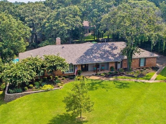 1613 Dorset Drive, Colleyville, TX 76034 (MLS #14631967) :: Real Estate By Design