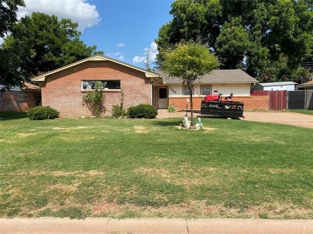 2009 Marsalis Drive, Abilene, TX 79603 (MLS #14631972) :: Maegan Brest | Keller Williams Realty