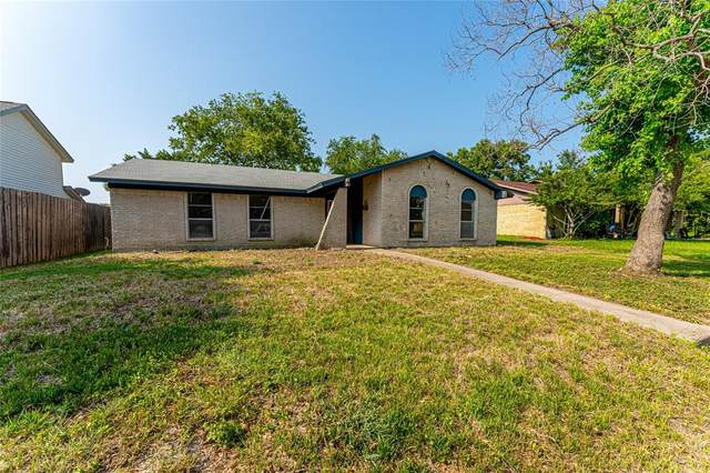 2006 Clearfield Circle, Richardson, TX 75081 (MLS #14631974) :: Rafter H Realty