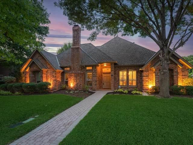 700 Green Meadow Street N, Colleyville, TX 76034 (MLS #14631976) :: Real Estate By Design