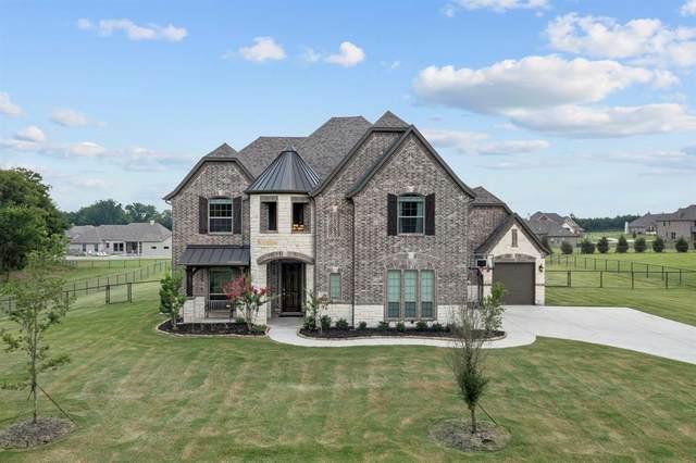 318 Ohanlon Drive, Van Alstyne, TX 75495 (MLS #14631991) :: Real Estate By Design
