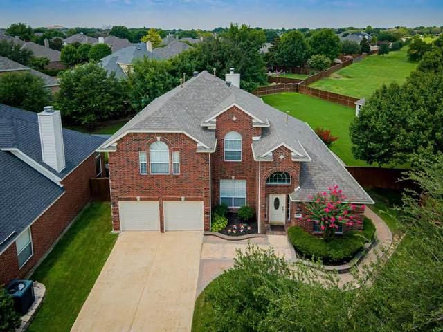 2400 Wells Lane, Mckinney, TX 75072 (MLS #14631997) :: Real Estate By Design