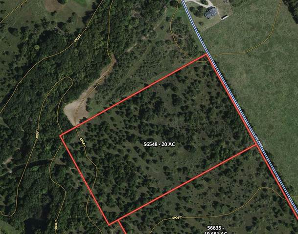20 AC NW County Road 3080, Frost, TX 76641 (MLS #14632000) :: Crawford and Company, Realtors