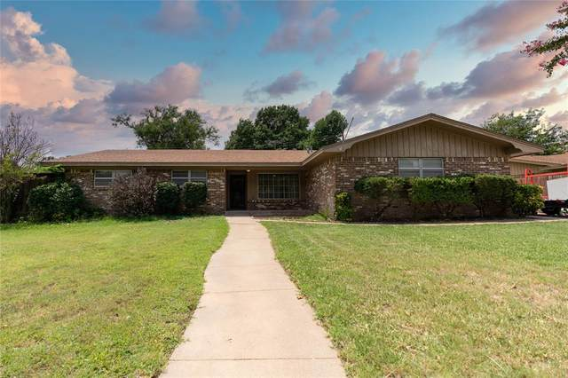 2705 Bedfordshire, Bedford, TX 76021 (MLS #14632014) :: 1st Choice Realty