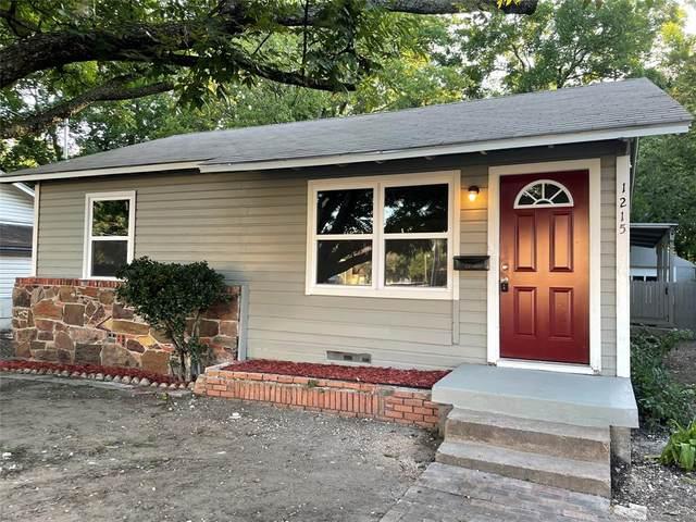 1215 N Prairie Creek Road, Dallas, TX 75217 (MLS #14632018) :: Real Estate By Design