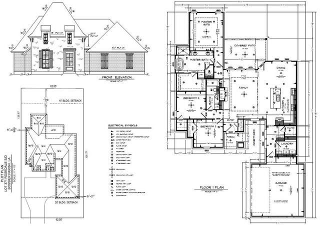 1359 Quincy Drive, Bossier City, LA 71111 (MLS #14632020) :: Wood Real Estate Group