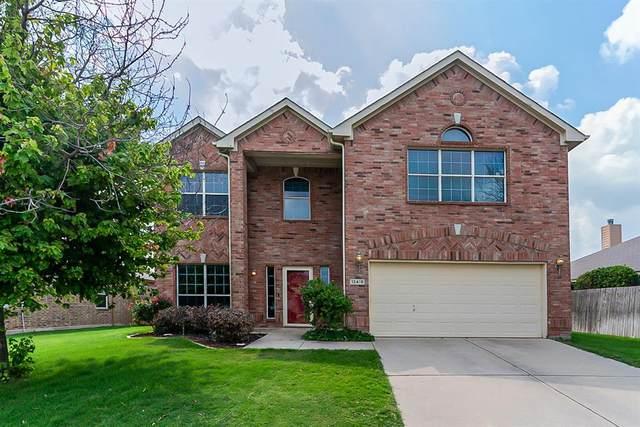 12415 Pinestraw Road, Rhome, TX 76078 (MLS #14632021) :: Wood Real Estate Group