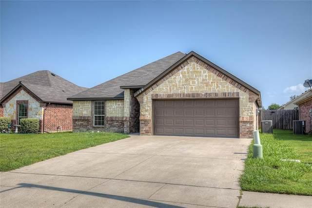 128 Comanche Drive, Greenville, TX 75402 (MLS #14632023) :: The Daniel Team