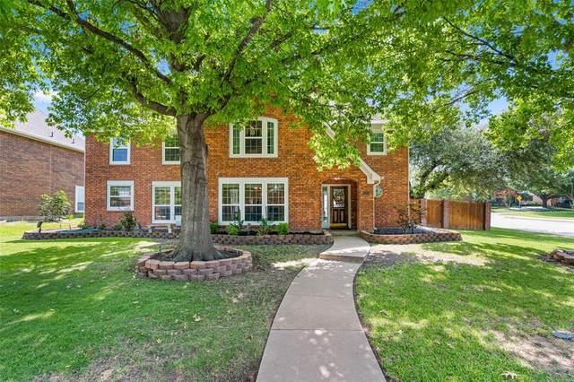 8029 Morning Lane, Fort Worth, TX 76123 (MLS #14632063) :: Real Estate By Design