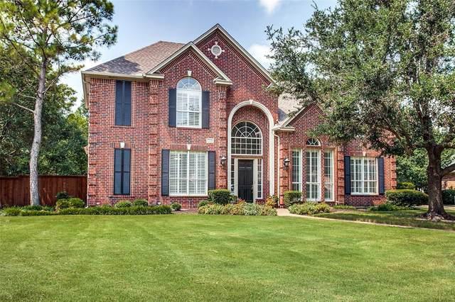 805 Kleberg Court, Southlake, TX 76092 (MLS #14632070) :: Real Estate By Design