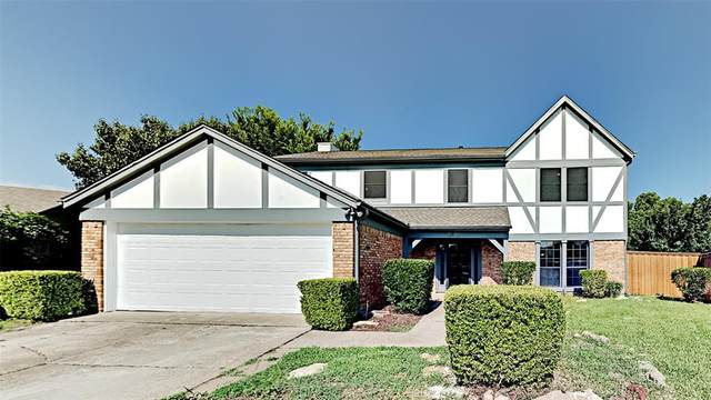 5105 Melody Court, Flower Mound, TX 75028 (MLS #14632071) :: 1st Choice Realty