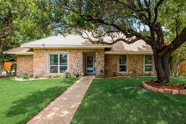241 Merriman Drive, Highland Village, TX 75077 (MLS #14632079) :: The Chad Smith Team