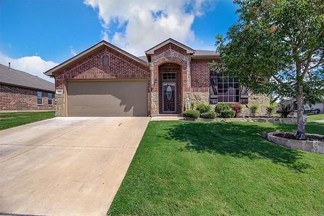 381 Pin Cushion Trail, Burleson, TX 76028 (MLS #14632094) :: NewHomePrograms.com