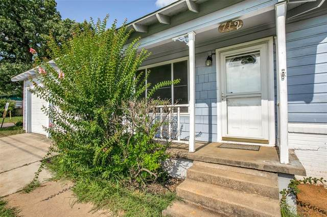 712 Little School Road, Kennedale, TX 76060 (MLS #14632109) :: Real Estate By Design
