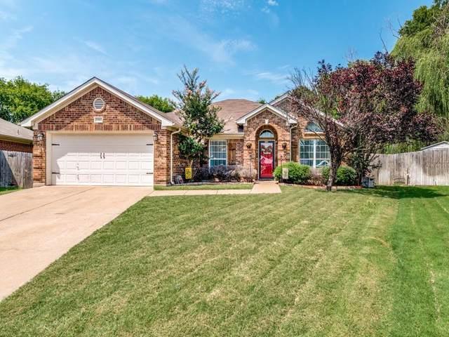 5502 Gessner Court, Arlington, TX 76018 (MLS #14632124) :: Maegan Brest   Keller Williams Realty
